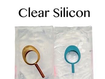 Clear Silicon Mold